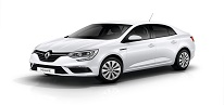 Mid size saloons / e.g. Renault Megane / Opel Astra or similar (TDMD)