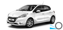 Economy size HB / e.g.Peugeot 208 AT or similar (CCAD)